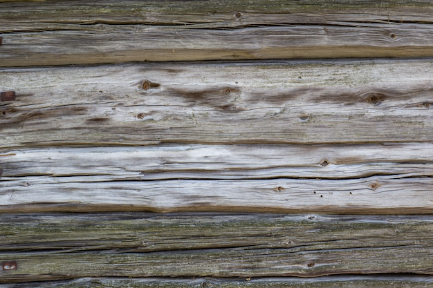 Textura de pranchas de madeira velhas