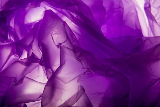 Textura de purpurina bonita. fundo violeta de seda