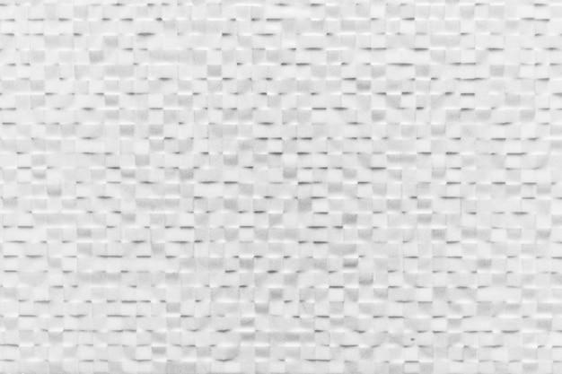 Textura de quadrados brancos