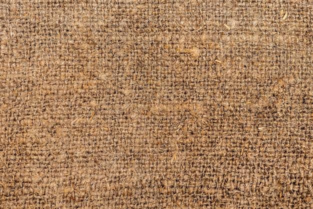 Textura de serapilheira marrom. tecido de vime para o fundo. projeto.