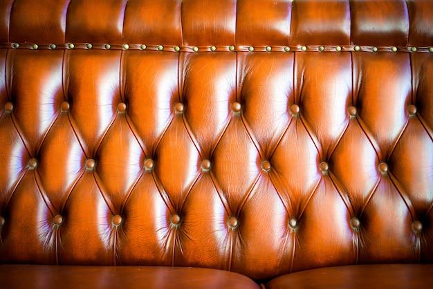 Textura de sofá vintage