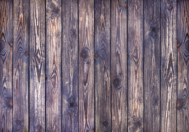 Textura de superfície de madeira escura, velha madeira riscada