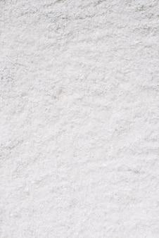 Textura de superfície de neve