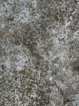 Textura de superfície de pedra antiga - vista superior