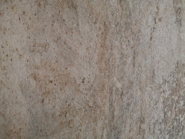 Textura de superfície de pedra enferrujada marrom vazia