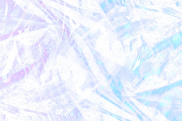 Textura de superfície de plástico de fundo gradiente holográfica