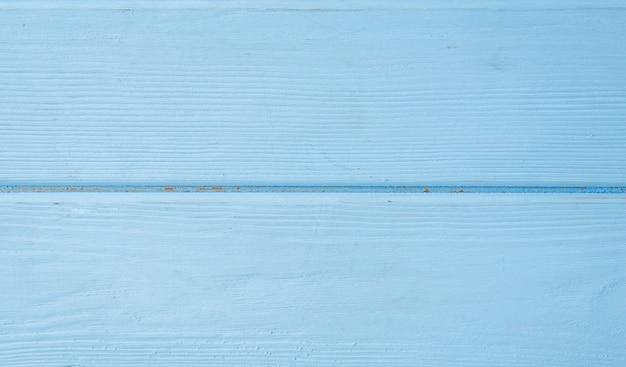 Textura de superfície de prancha de madeira azul pálida