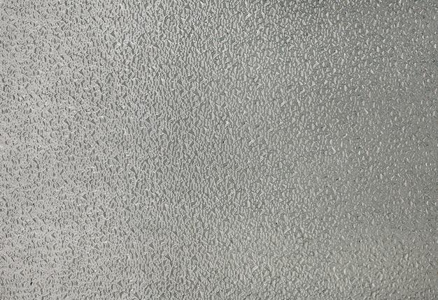 Textura de superfície de vidro abstrata, vidro geado.