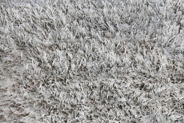 Textura de tapete peludo.