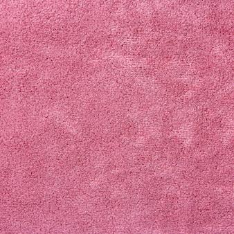 Textura de tecido abstrato vermelho, textura de tapete