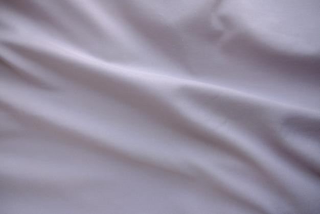 Textura de tecido amassado na cor azul cadete