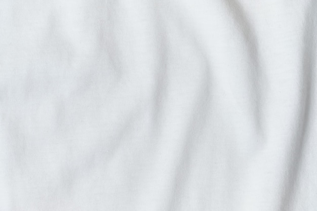 Textura de tecido amassado