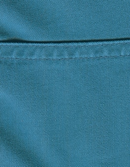 Textura de tecido azul abstrato.