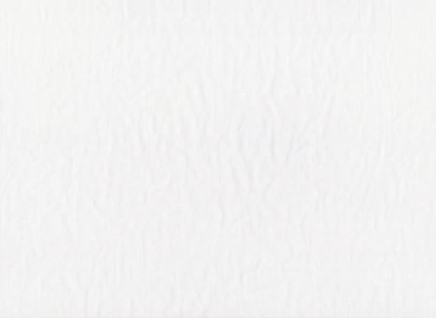 Textura de tecido branco.