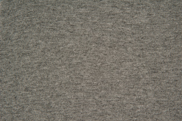 Textura de tecido cinza para plano de fundo