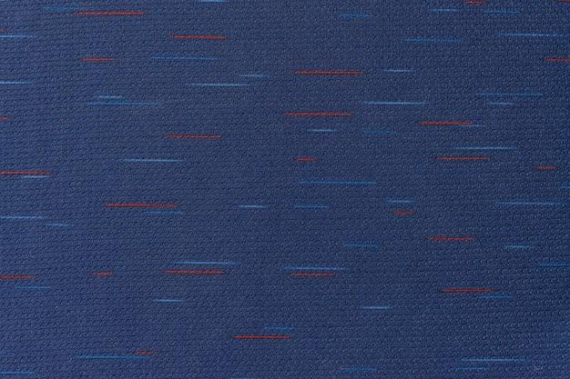 Textura de tecido closeup e