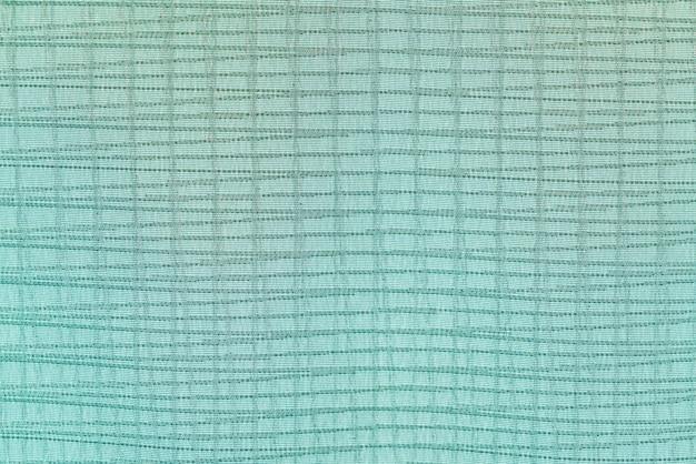 Textura de tecido de hortelã verde