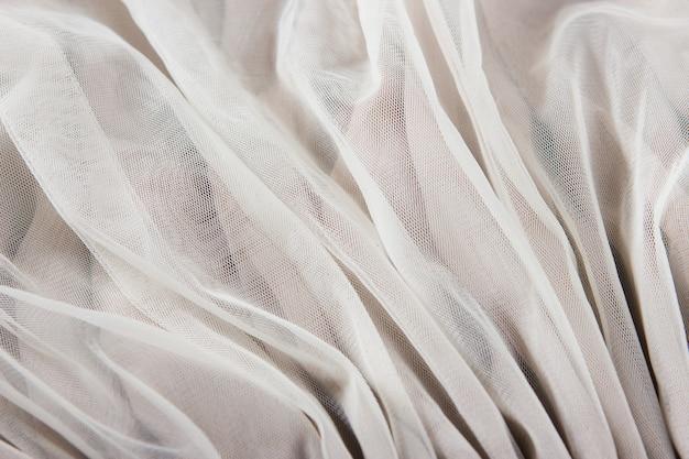 Textura de tecido de saia plissada