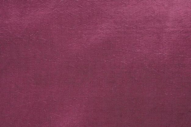 Textura de tecido de seda roxa