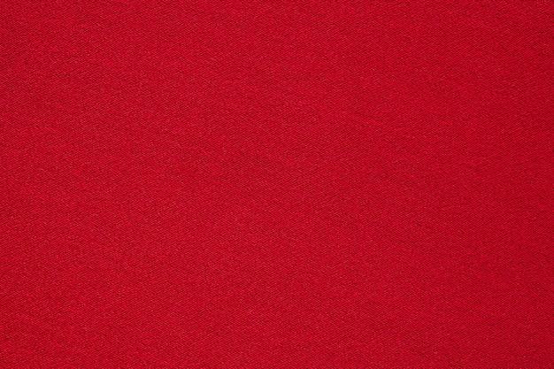 Textura de tecido de tecido vermelho