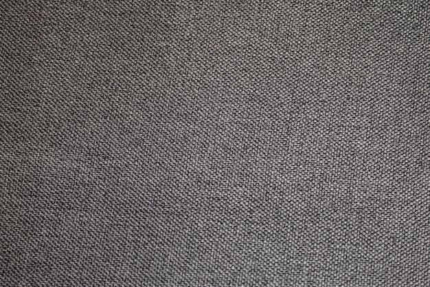 Textura de tecido. detalhe de material têxtil de lona