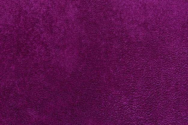 Textura de tecido em cerdas curtas