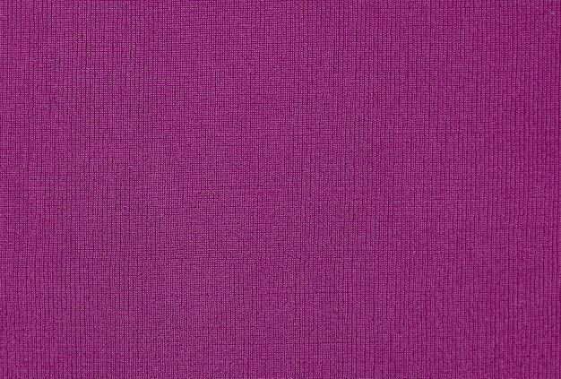 Textura de tecido roxo