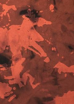 Textura de tecido tie-dye gradiente colorido