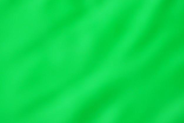 Textura de tecido verde como pano de fundo.