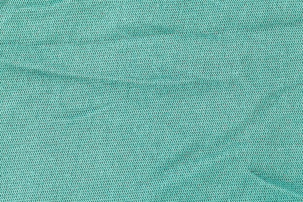 Textura de tecido verde, fundo de pano