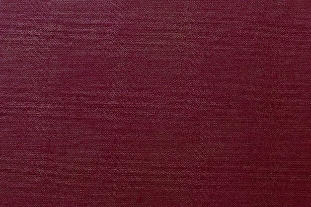 Textura de tecido vermelho