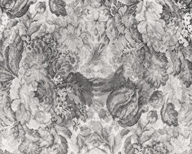 Textura de tecido vintage