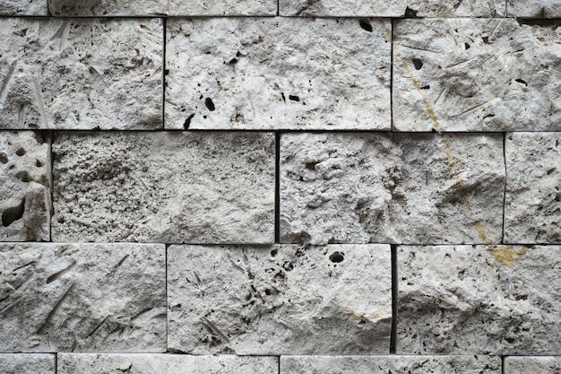 Textura de tijolo cinzenta