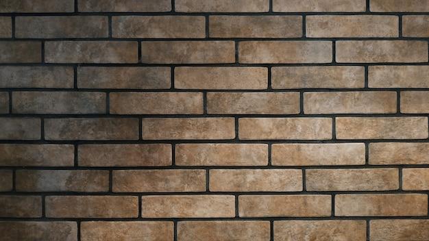 Textura de tijolo