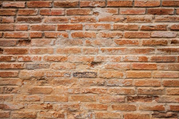 Textura de tijolos e fundo, estilo grunge