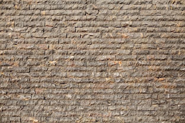 Textura de tijolos escuros