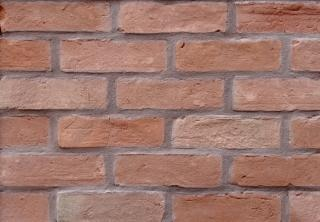 Textura de tijolos, regular