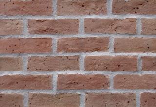 Textura de tijolos, retângulo, de pedra