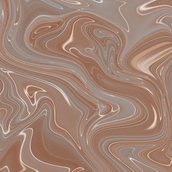 Textura de tinta marmorizada líquida.