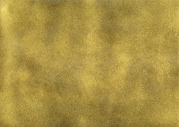 Textura de tinta spray ouro sutil de ruído. arte moderna