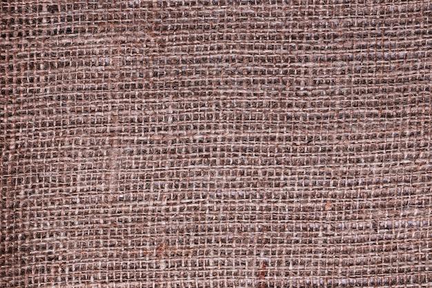 Textura de toalha de mesa rústica
