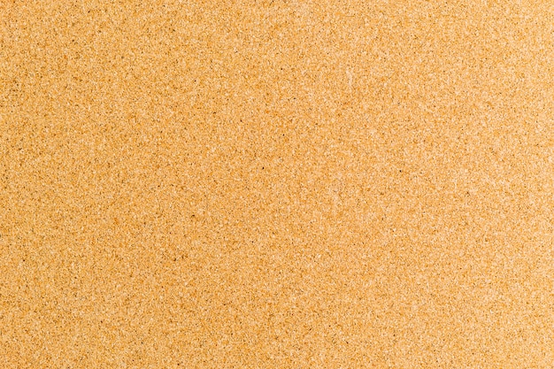 Textura de uma placa de cortiça