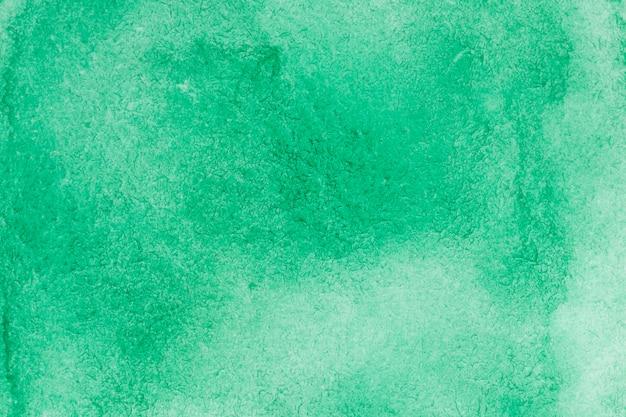 Textura decorativa acrílica verde com espaço de cópia