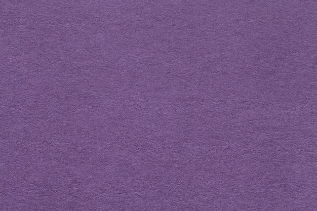 Textura do antigo close up de papel violeta escuro