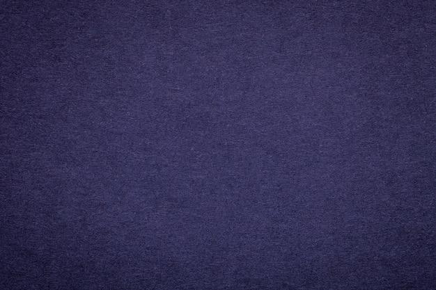 Textura do antigo fundo de papel azul marinho