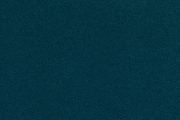 Textura do antigo papel azul marinho closeup