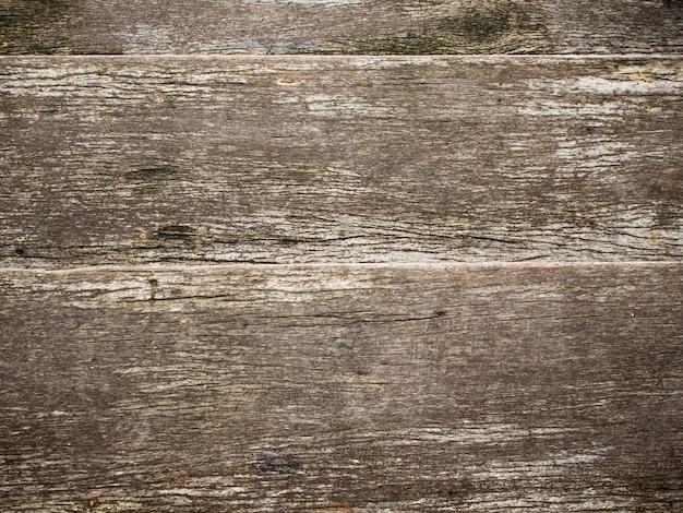 Textura do antigo uma cerca de madeira