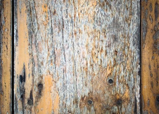 Textura do antigo uma parede de madeira