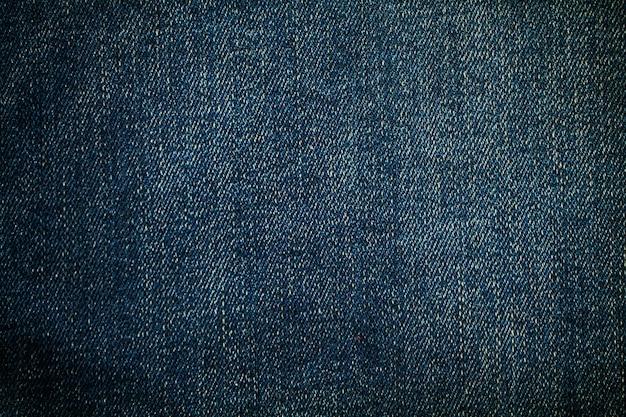 Textura do fundo da sarja de nimes ou de calças de ganga.
