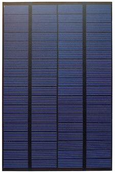 Textura do painel solar